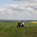 Views from Uffington Castle