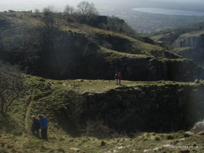 Cheddar Gorge Walks, Somerset