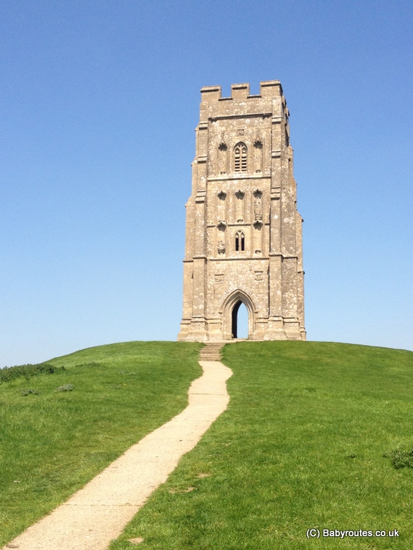 The mysterious St. Michael's Tower of Glastonbury Tor