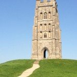 Glastonbury Tor in sunshine