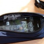 SPIbelt with iphone 4 in