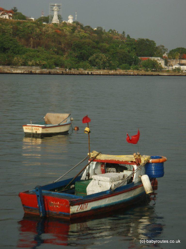 Harbourside, Havana, Cuba