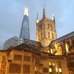 Photo of Southwark Cathedral and the Shard