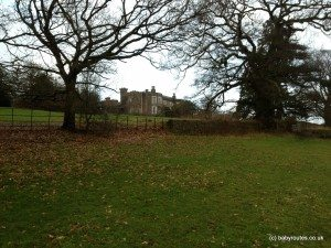 Chota Castle, Chew Valley Lake to Chew Magna circular walk