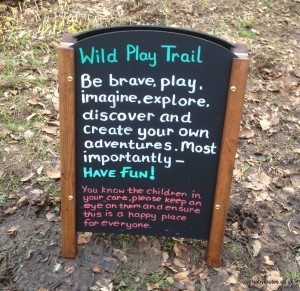 The National Trust Family Friendly policy at work
