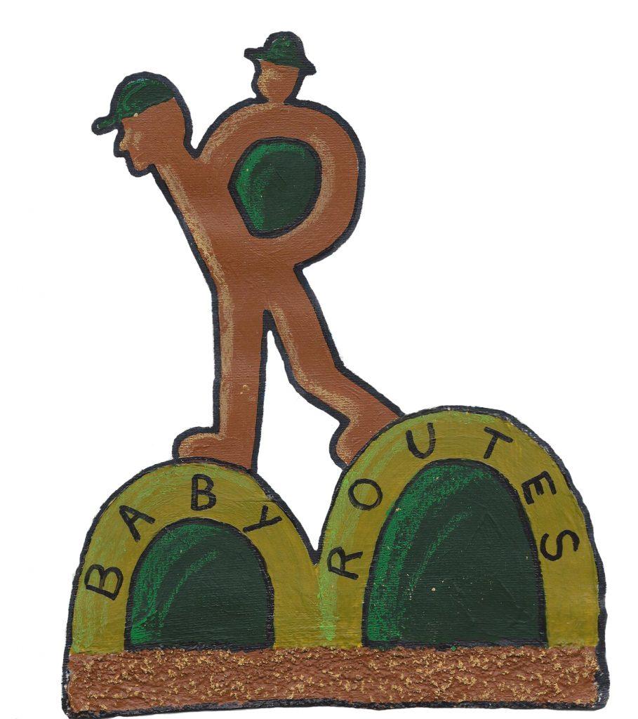 baby routes logo