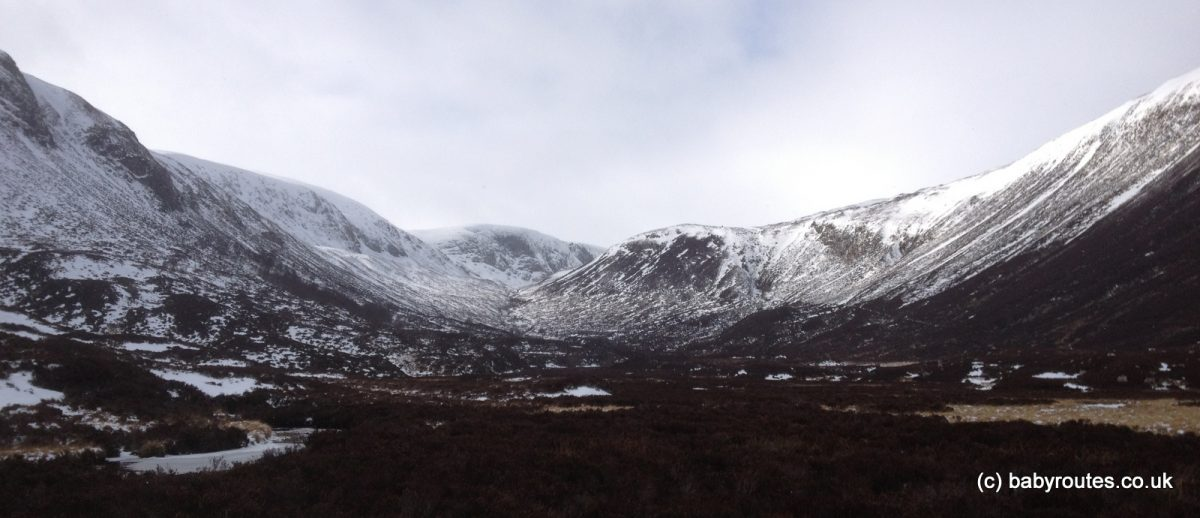 Cairngorm Mountains, Scotland