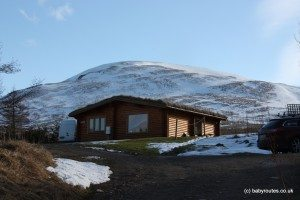 One of the Glen Beag Mountain Lodges, Cairngorms, Scotland