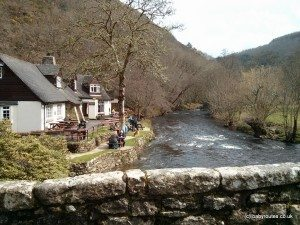 Fingle Bridge Walk, Dartmoor