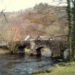 Fingle Bridge, Castle Drogo to Fingle Bridge Walk, Dartmoor