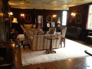 Drawing Room, Haremere Hall