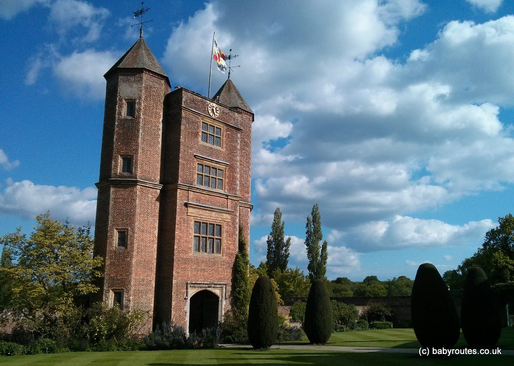 Elizabethan Tower, Sissinghurst, Kent