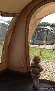 Tent testing