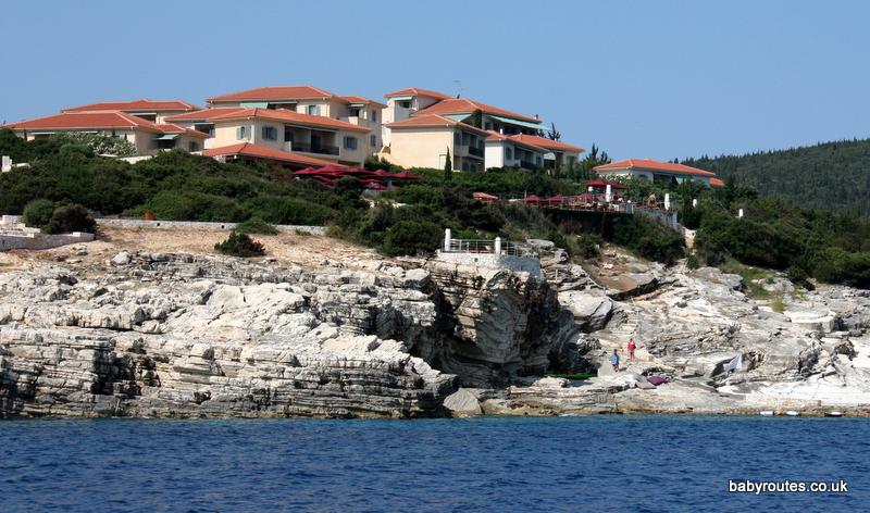 Emelisse Art Hotel , Kefalonia, Greece