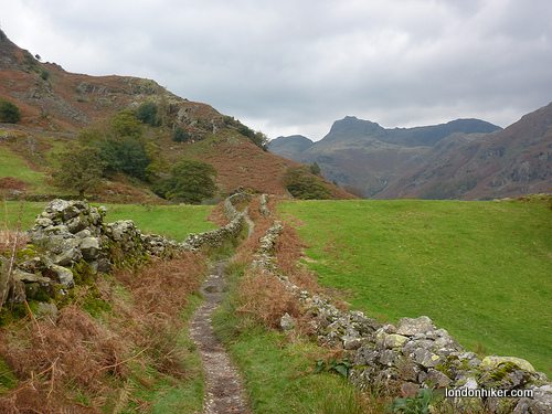Langdale Pikes, Lake District