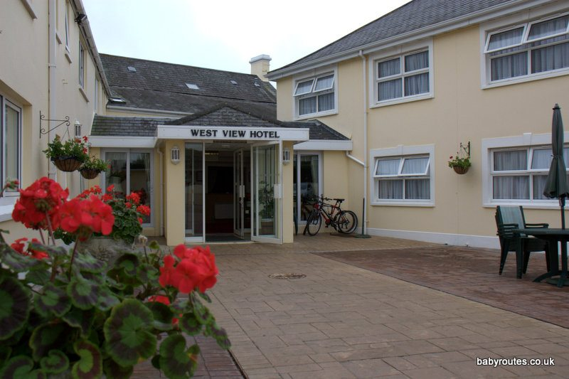 West View Hotel, Jersey