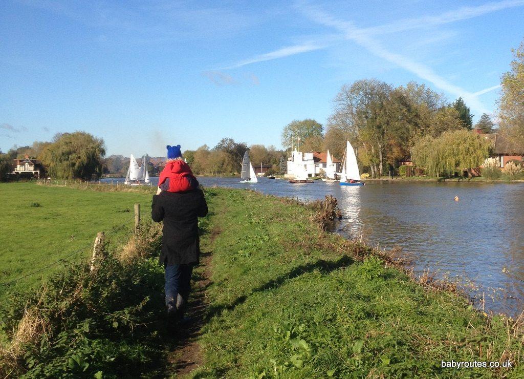 Thames at Shiplake
