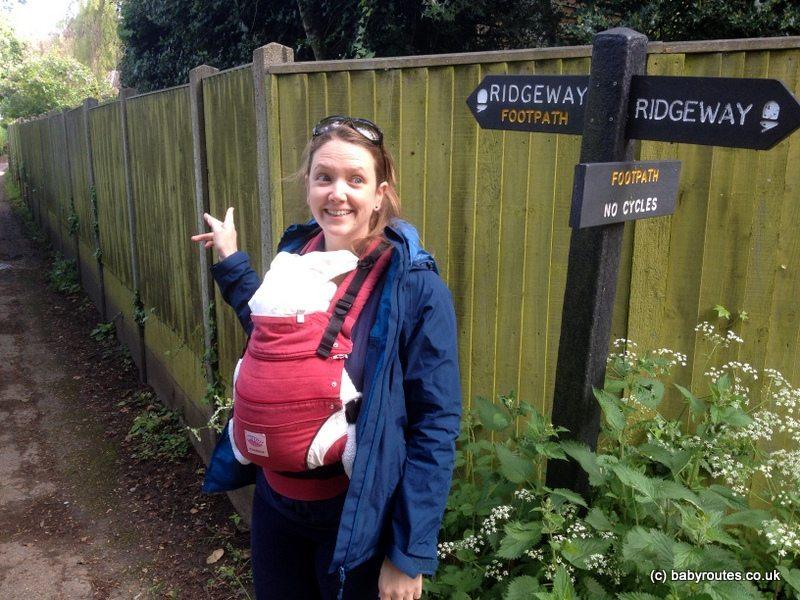 Goring to South Stoke walk