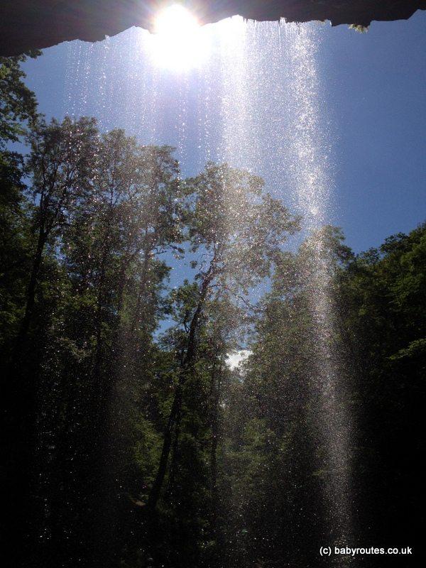 Henrhyd Falls, Wales
