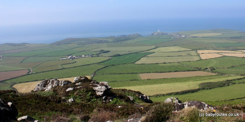 View from Garn Fawr, Strumble Head