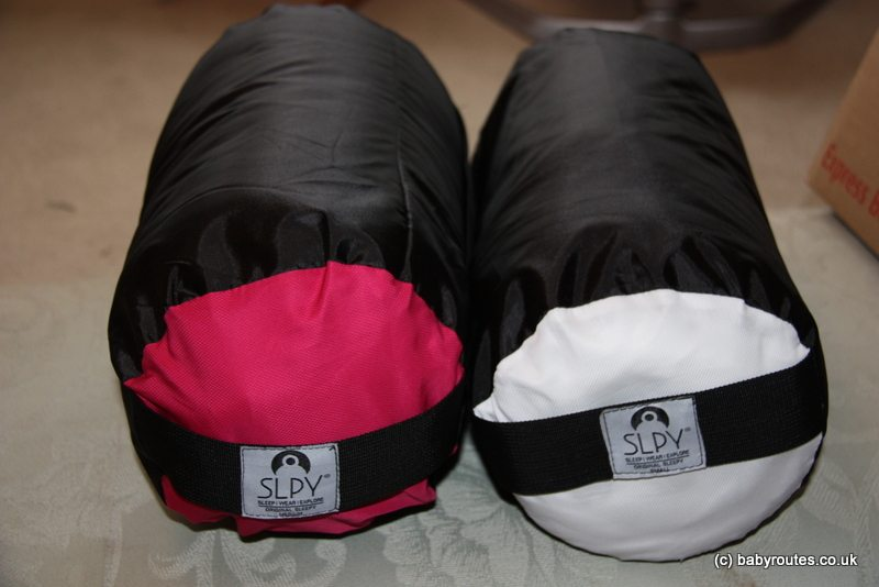 SLPY wearable sleeping bag review