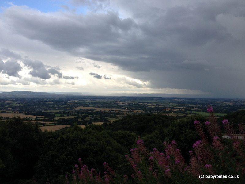 Herefordshire Beacon Walk, Malvern Hills