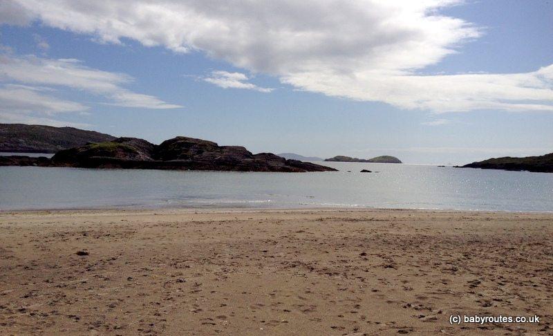 Derrynane Beach, Kerry, Ireland
