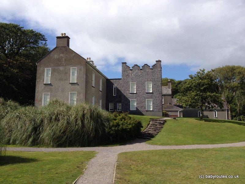 Derrynane House, Kerry, Ireland