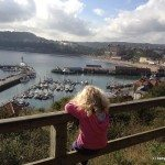 Scarborough Castle Circular Walk, Baby Routes, Yorkshire