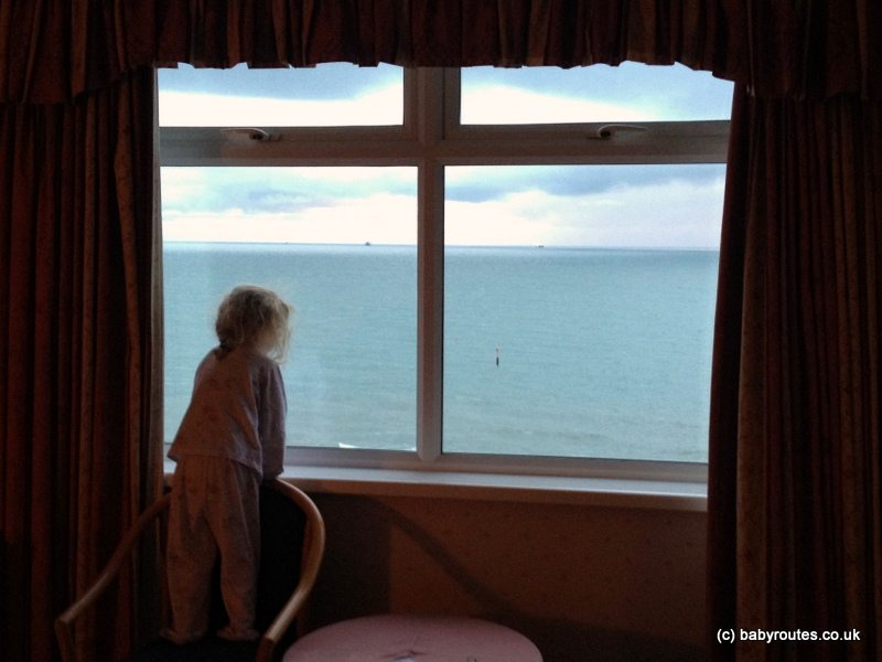 Channel View Hotel, Isle of Wight, Baby Routes