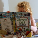Lonely Planet Kids Books Review, Amazing Jobs