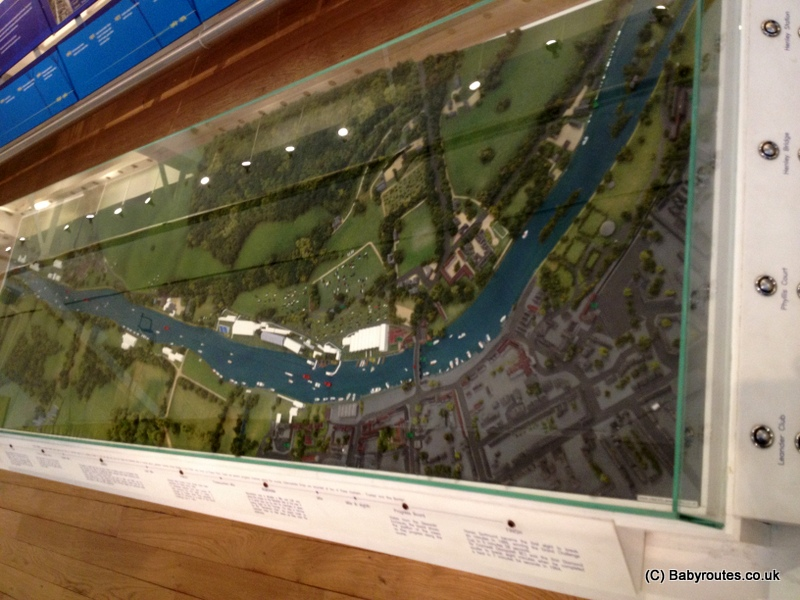 River and Rowing Museum Baby Routes Review,Henley-on-Thames