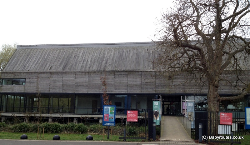 River and Rowing Museum, Henley-on-Thames