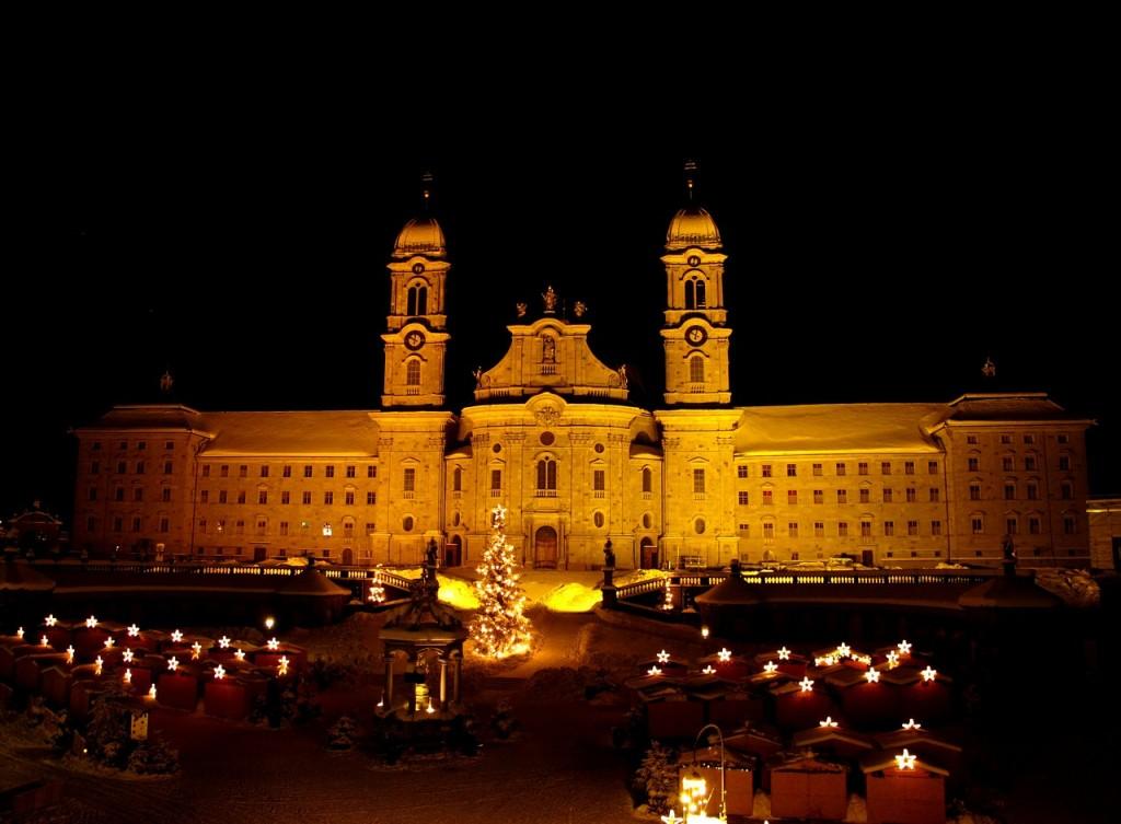 einsiedeln monastery, Switzerland