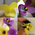 Pollination crafts for preschoolers, Baby Routes