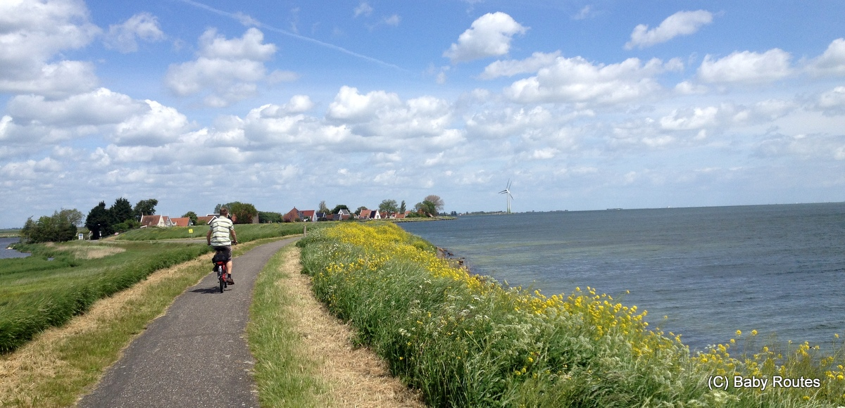 Exploring the Waterland by Bike: a day trip from Amsterdam, The ...