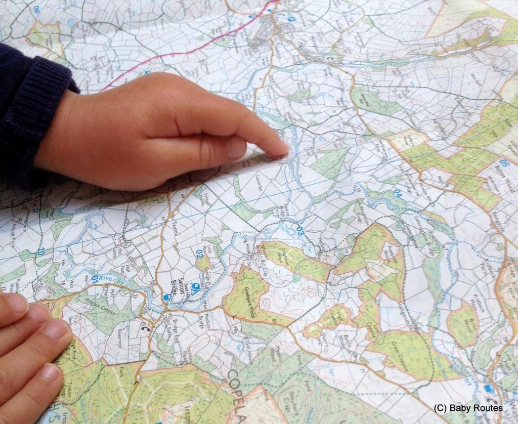 making maps, #30dayswild
