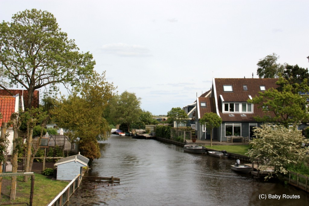 Broek-in-Waterland, Amsterdam, Waterlands Cycling Tour