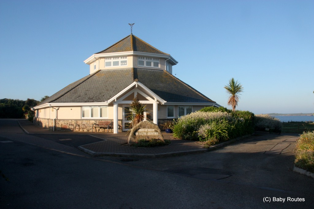 St. Mary's Health Centre, Peninnis Head & Lighthouse Walk, St. Mary's, Isles of Scilly