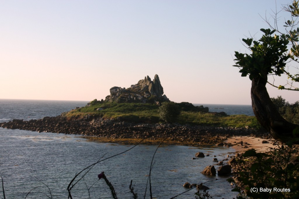 Peninnis Head & Lighthouse Walk, St. Mary's, Isles of Scilly