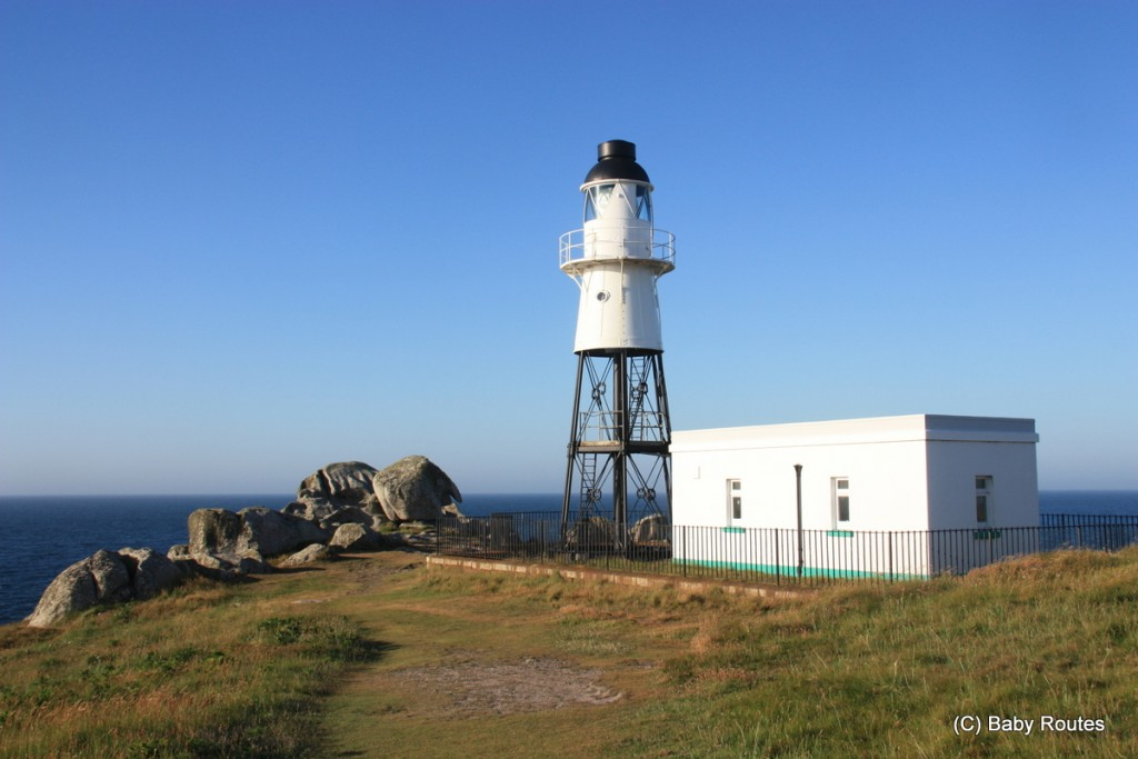 Peninnis Lighthouse, Peninnis Head & Lighthouse Walk, St. Mary's, Isles of Scilly