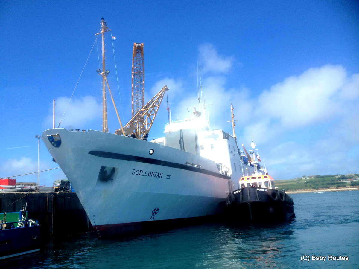 Departing for Scilly: Voyaging by Sea on the Scillonian ...
