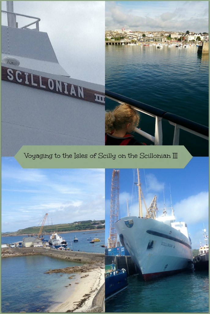 Isles of Scilly, Scillonian III