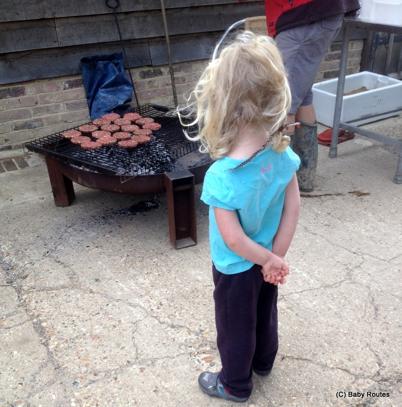 BBQ time, Escape to the Countryside