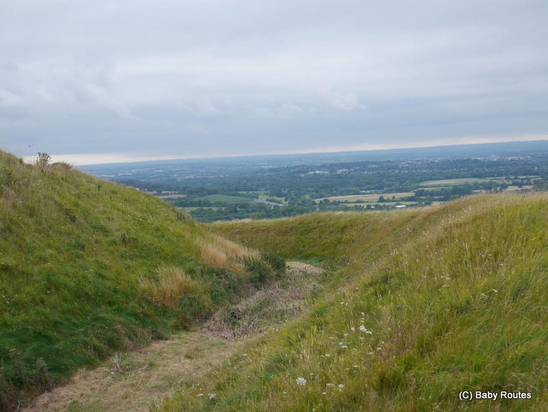 Liddington Castle, Ridgeway National Trail