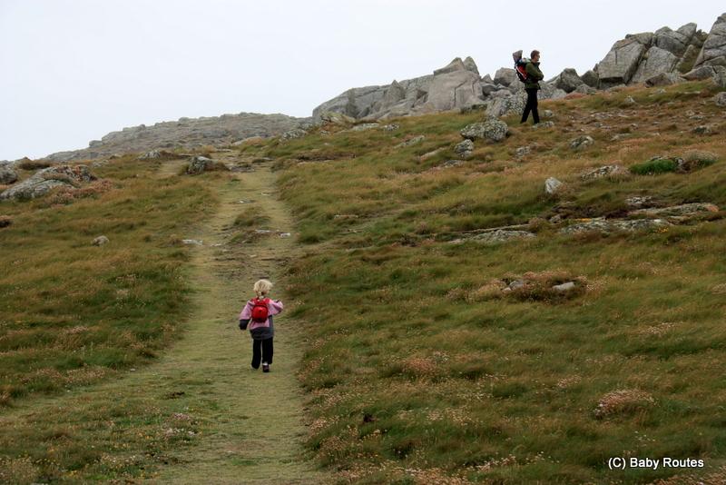 Northern Bryher, Bryher Round Island Walk, Walks with Children, Isles of Scilly, Baby Routes