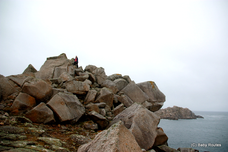 Bryher Round Island Walk, Walks with Children, Isles of Scilly, Baby Routes