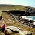 Hell Bay, Bryher Round Island Walk, Walks with Children, Isles of Scilly, Baby Routes