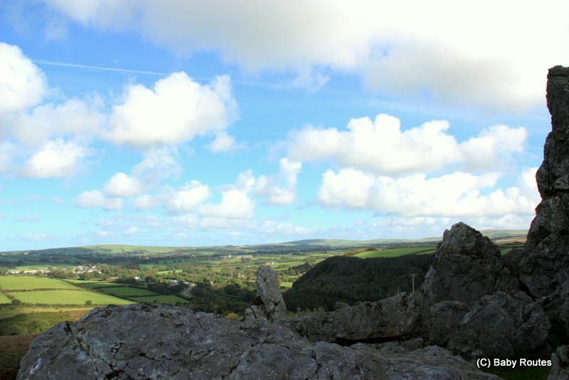 Treffgarne Rocks Circular Walk, Pembrokeshire, Baby Routes