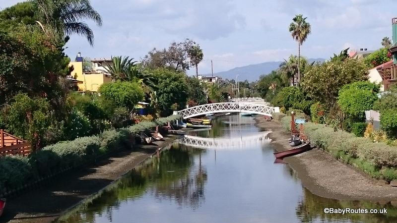 Venice Canals, Venice, LA, California